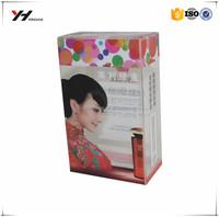 Hangzhou Print Logo Packing Online Shopping Plastic Gift Box