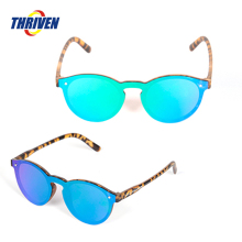 Wholesale Cheap Rainbow Color Lens Glasses Fashion Cheaters Glasses