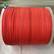 High Tensile UHMWPE Synthetic Braided 4mm Rope For Paraglider Paragliding