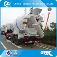 concrete transportation tank truck,tractor mounted cement mixers