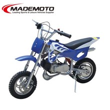 two wheel 49cc gasoline engine kids gas dirt bikes
