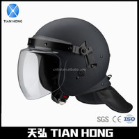 Security Protection Full Face PC Visor