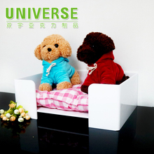 UNIVERSE Beautiful design high quality wholesale acrylic pet bed
