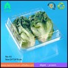 Accept custom order and blister process type disposable food packaging tray