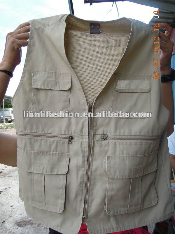 mens fly fishing vest