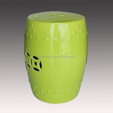 Hot sale high quality jingdezhen ceramic stool for home