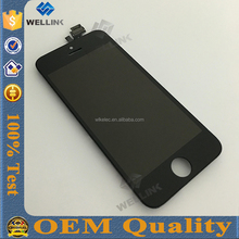 LCD module for iphone 5 glass digitizer,alibaba hot sale