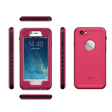 China supplier waterproof case for iphone 5 5s Protective Cover,for iphone 6 6s Back Cover Case