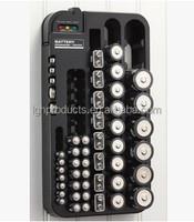 Battery Tester Organizer