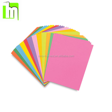 High Quality China Wholesale A4 Pulp Color Paper