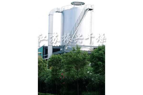 YPG Series Pressure Type Corn Starch Spray [Congeal] Dryer