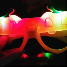 Christmas New Year LED Party Glasses