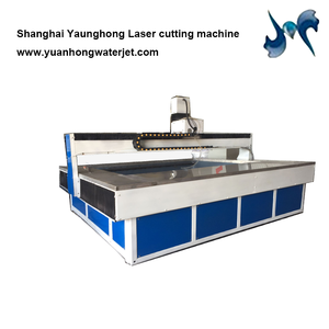 YuanHong Laser cutting machine for steel cutting ;Exact size and high cutting speed Laser cutting