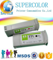 Compatible ink cartridge for HP z6200 printer cartridge 771 remanufactured ink cartridge