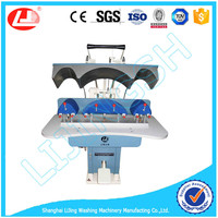 Hotel laundry clothes pressing machine for sale