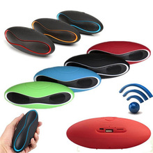 2016 Newest Mini X6 Wireless Bluetooth Speaker Portable Audio MP3 Player Rugby Hands Free Speakers For iphone 6 Handsfree FM TF