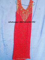 second hand party/wedding dress used clothing in stock