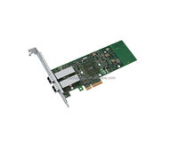 Intel E1G42EF EF Dual Port Server Adapter 1000Mbps PCI Express 2.0 x4 2 x LC Nas Server