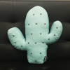Free smaple China manufacturers custom cotton green cactus pillow stuffed plant toy