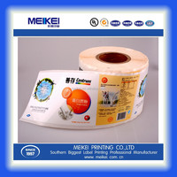 Printing adhesive label sticker for Centrum Health care product