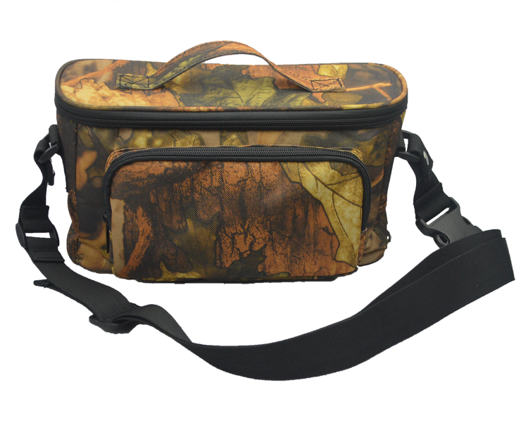 Wholesale camouflage nylon hunting bag, packaging bag, zipper bag