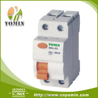 Manufacturer MGL-63 25A-30mA Leakage RCD ,Residual Current Device Circuit Breaker / Electrical Supplies