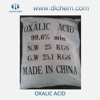96%MIN White crystal OXALIC ACID DIHYDRATE