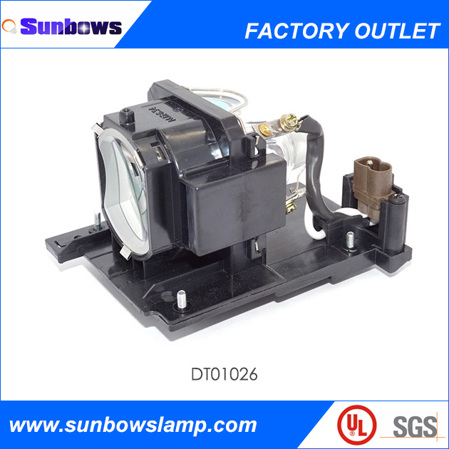 Sunbows Replacement Projector Lamp With Housing For HITACHI CP-RX80W Projector lamp code DT01026