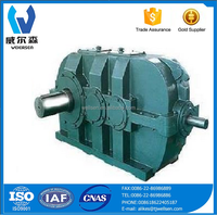 Cylinder Gear Box With Hardened Tooth Surface DBY/DCY Series Heavy Duty Gearbox/Reducer Made In China