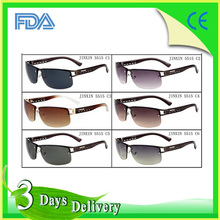 Fashion free sample cheap brand name sunglasses