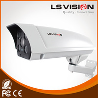 LS VISION 3 megapixel ip ir bullet poe ip ir waterproof camera