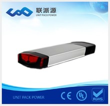 China Wholesales 18500 li-ion battery 36v li ion battery pack with LED light for solar system