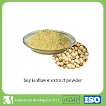 China supplier Orgnic soy bean extract soy isoflavone powder