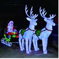 2015 most popular and best selling decoration light molding light horse carts and carriages
