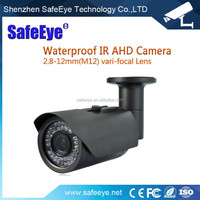 1.0MegaPixel AHD 720P 40-50m IR distance Color Day/Night Indoor/Outdoor security CCD CCTV Camera ,AHD Waterproof cctv came