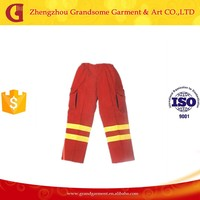 Hi vis Workwear Trousers Chinese Manufacturers safety work pants