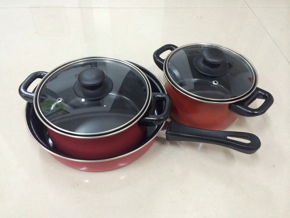 Carbon Steel Kitchenware Rajkot