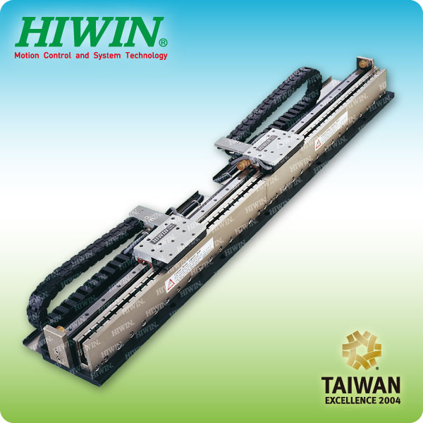 HIWIN Ironless Linear Motor Series