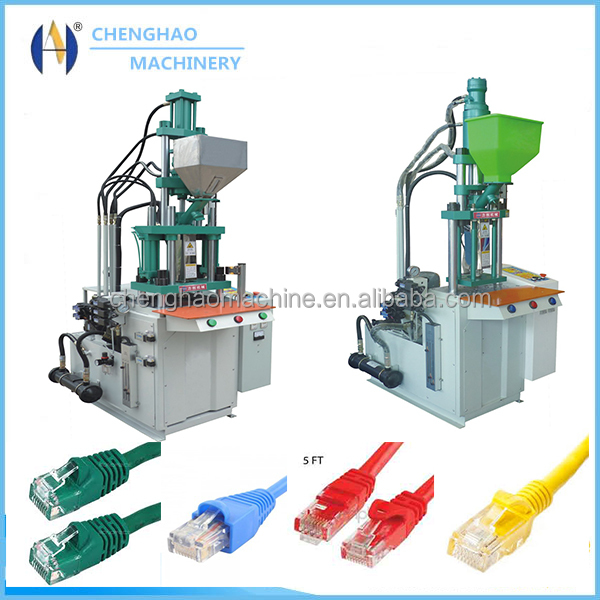 RJ11 Telephone Connector molding machine