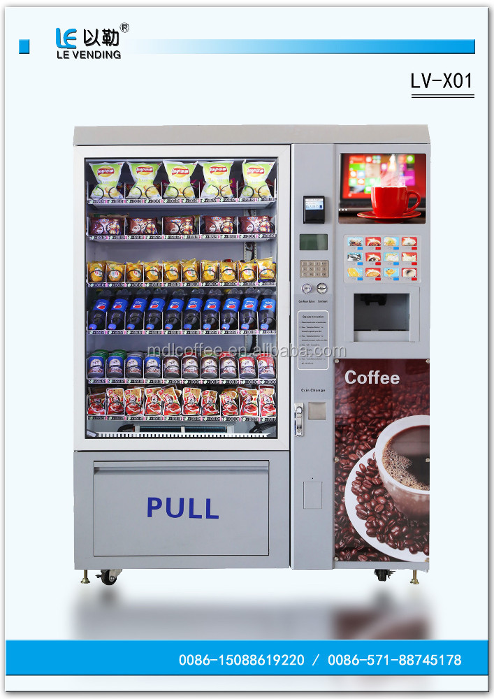Countertop Coffee Vending Machines