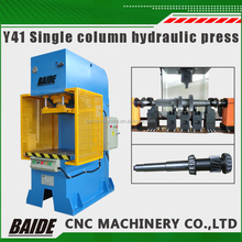 Y41-Single Cylinder Fast Hydraulic Press Edge Trimming Machine for Aluminium Die Castings