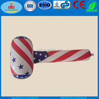 Kids toys Inflatable Hammer, Promotion gifts Inflatable Flag Hammer