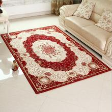 UNIKEA Wilton Red Carpet Classical Rugs and Carpets For Home Living Room Area Rug For Bedroom Bedside Rug Alfombra Tapetes