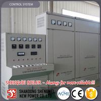 Electric Control Cabinet Concrete Control System