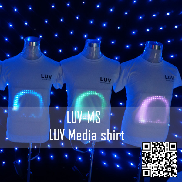 LUV-MS illuminated advertising signs