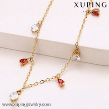 New fashion 18k gold long gold beads necklace designs