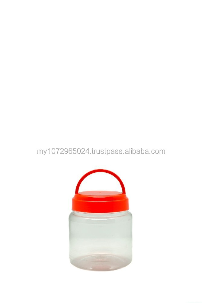BP 0801 plastic bottle food container wide mouth 96mm