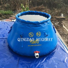 Qingdao Highway Onion tank for bulk water storage 100000L
