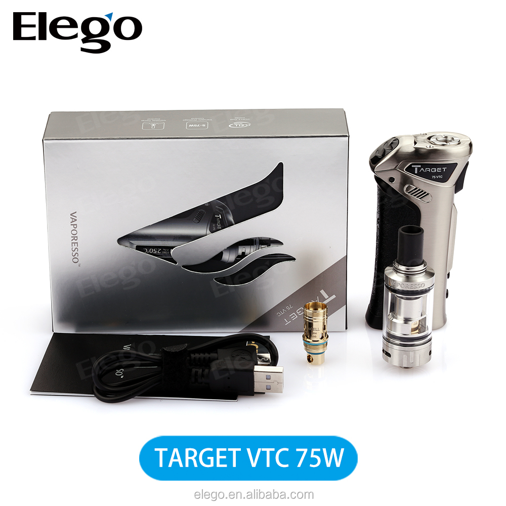 Fascinating Design Vaporesso Target 2 75w VTC Kit Vaporesso Target 75W , Target 2 In Stock