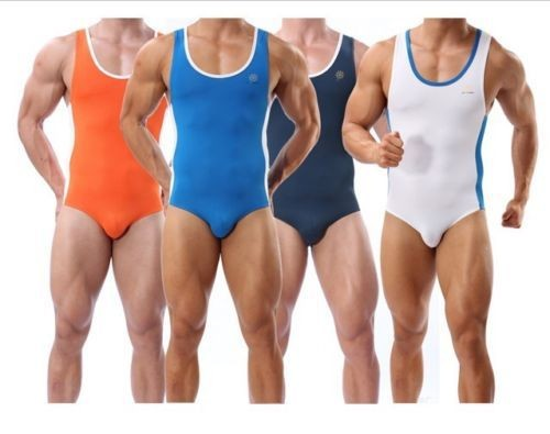 2016 China Supplier Wholesale Asian One Piece Latex Swimwear For Men